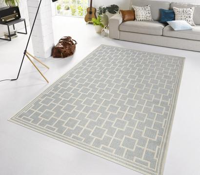 teppich bay grau ca 230 x 160 cm dehner garten center. Black Bedroom Furniture Sets. Home Design Ideas