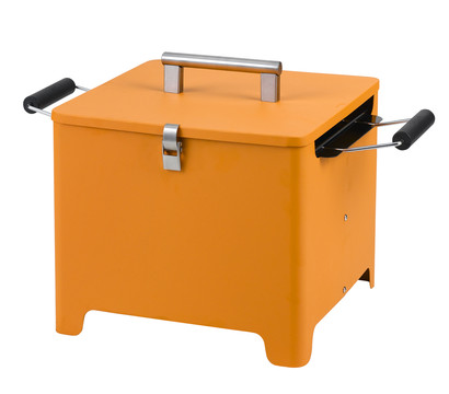 tepro Chill & Grill Holzkohlegrill Cube