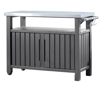 tepro grill beistelltisch 2 t rig dehner garten center. Black Bedroom Furniture Sets. Home Design Ideas