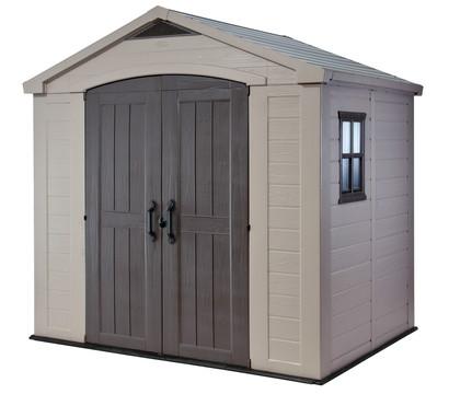 tepro kunststoffger tehaus factor 8x6 dehner garten center. Black Bedroom Furniture Sets. Home Design Ideas