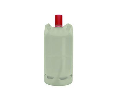 tepro Universal Abdeckhaube für Gasflasche 11 kg, Ø 30, H 58 cm
