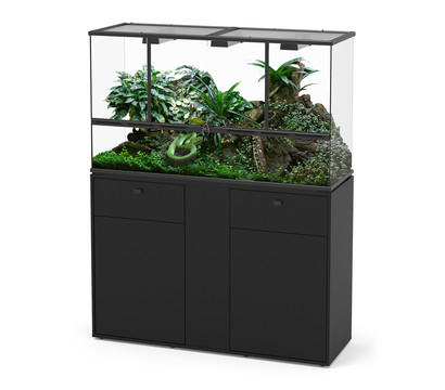 terratlantis terrarium kombination 132x45x165 cm dehner. Black Bedroom Furniture Sets. Home Design Ideas