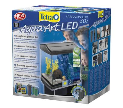 Tetra AquaArt LED Aquarium-Set, 30 Liter