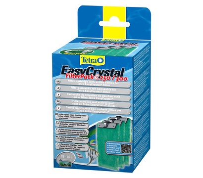 Tetra EasyCrystal FilterPack C250 / 300 Aquarium-Zubehör