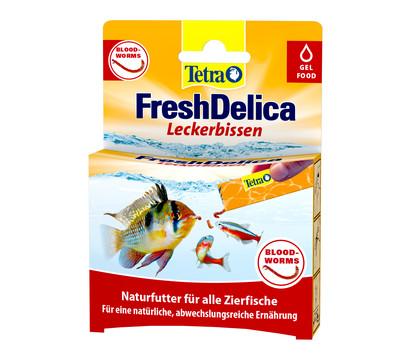 Tetra FreshDelica Rote Mückenlarven, 48 g