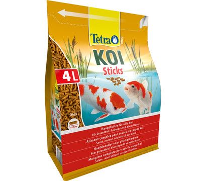 Tetra Pond KOI Sticks, Fischfutter