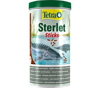 Tetra Pond Sterlet Sticks, Fischfutter, 1 l