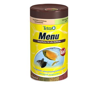 Tetra TetraMin Menu Fischfutter
