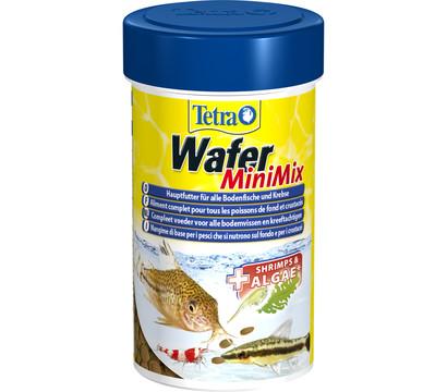 Tetra Wafer MiniMix Fischfutter, 100ml