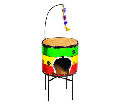 think outside Katzenhaus Play Barrel