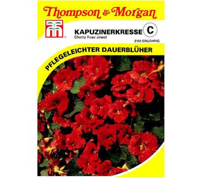 Thompson & Morgan Samen Kapuzinerkresse 'Cherry Rose Jewel'