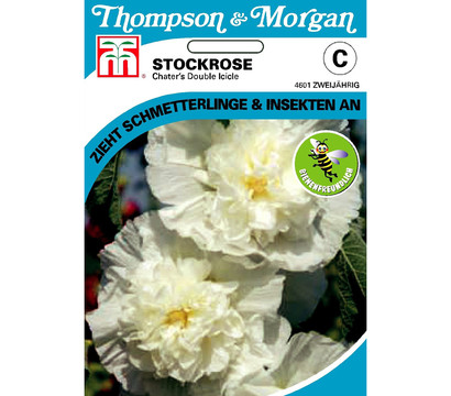 Thompson & Morgan Samen Stockrose 'Chater's Double Icicle'