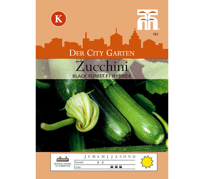 thompson morgan samen zucchini 39 black forest 39 dehner garten center. Black Bedroom Furniture Sets. Home Design Ideas