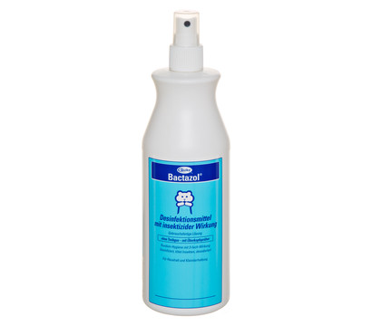 Tierbedarf Desinfektionsmittel Quiko Bactazol