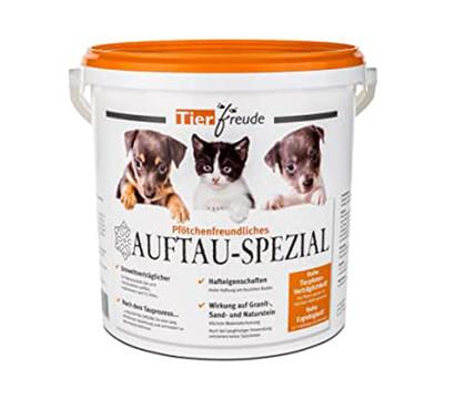 Tierfreude Streumittel Pfotenfreundliches Auftau-Spezial, Eimer