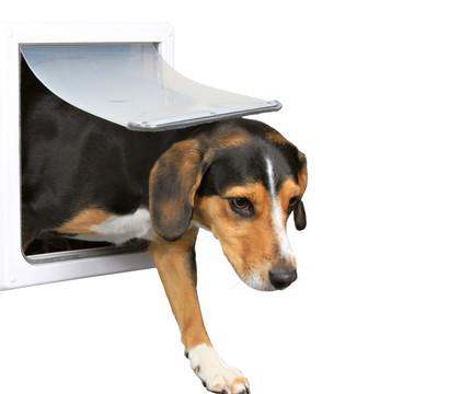 Trixie 2-Wege Hundeklappe, S-M