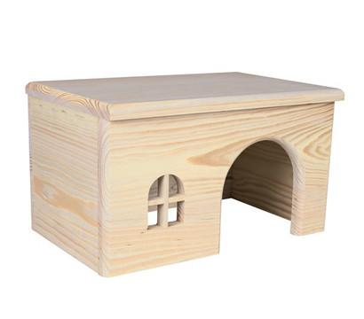 Holzhaus Für Kleintiere : trixie holzhaus f r nager dehner garten center ~ Lizthompson.info Haus und Dekorationen