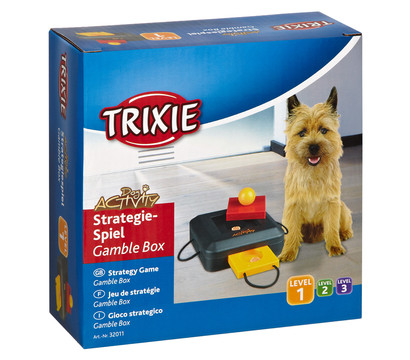 Trixie Hundespielzeug Gamble Box, Level 1