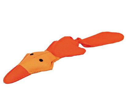 Trixie Hundespielzeug Schwimmente, 50 cm