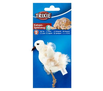 Trixie Katzenspielzeug Plüschstrauß mit Catnip
