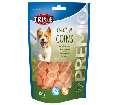 Trixie Premio Chicken Coins Light, Hundensack, 100g