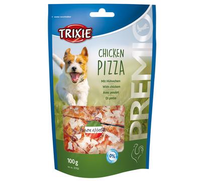 Trixie Premio Chicken Pizza Light, Hundesnack, 100g