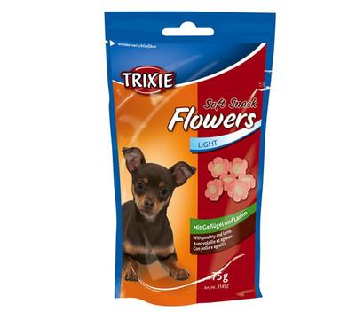Trixie Soft Snack Flowers Light, Hundensack, 75g