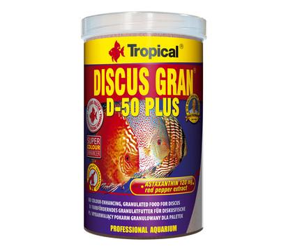 Tropical® Fischfutter Discus Gran D-50 Plus