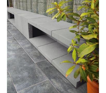 u-stein, grau, 40 x 40 x 39,5 cm : dehner garten center, Garten und erstellen