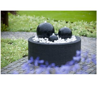 Ubbink Kunststoff-Brunnenumrandung Wicker II