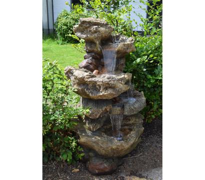 Ubbink Polyresin-Gartenbrunnen Norfolk, 75 x 53 x 119 cm