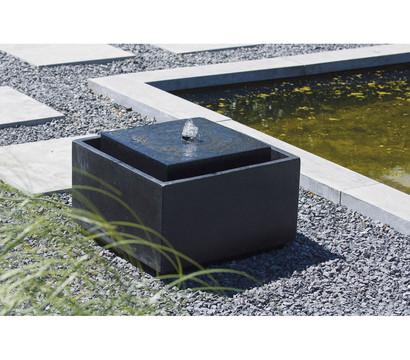Ubbink Polystone-Gartenbrunnen Sonora, 50 x 50 x 33 cm
