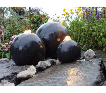 Ubbink Terrazzo-Gartenbrunnen London, Ø 17/25/33 cm