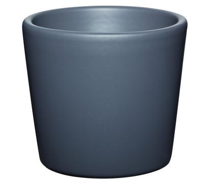 bertopf aus keramik rund 7 cm dehner garten center. Black Bedroom Furniture Sets. Home Design Ideas