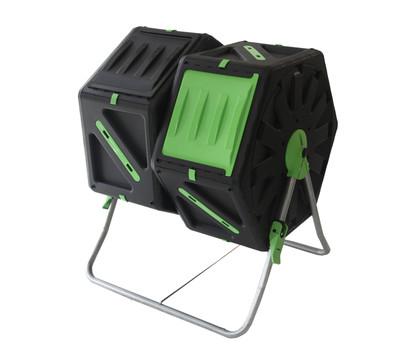 UPP Trommel-Komposter 2 Kammern