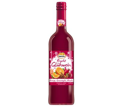 VALENSINA Fruchtglühwein Orange Granatapfel Kirsche, 0,75 L