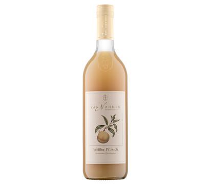 van Nahmen weißer Pfirsichnektar, 0,75 L