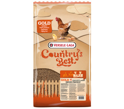 Versele-Laga Country's Best Hühnerfutter Gold 4 Gallico pellet