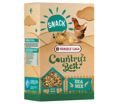 Versele-Laga Country's Best Hühnerfutter Snack Sea Mix