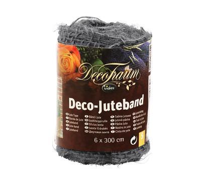 Videx Juteband, ca. L300/B6 cm