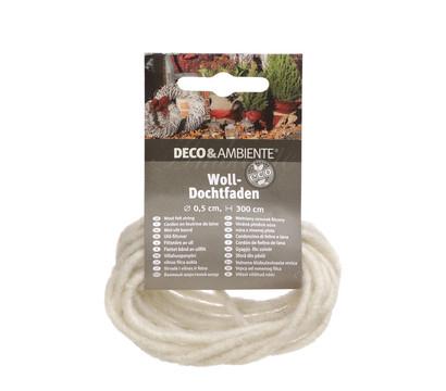Videx Woll-Dochtfaden, 300 cm