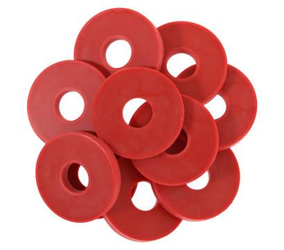 Vina Dichtung für Bügelflasche, rot, 10 Stk.