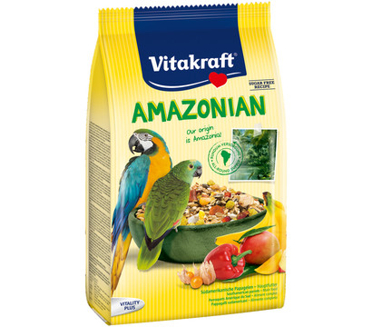 Vitakraft Amazonian Papageien-Futter, 750 g
