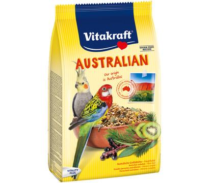 Vitakraft Australian für Großsittiche, 750 g