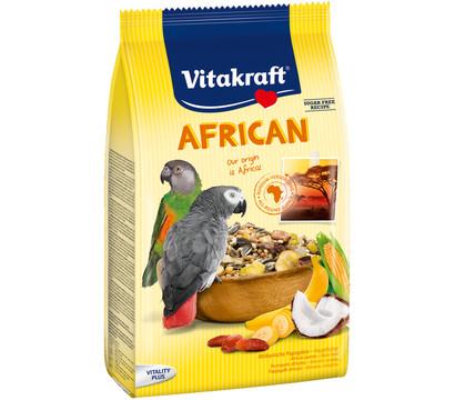 Vitakraft® Graupapageienfutter African