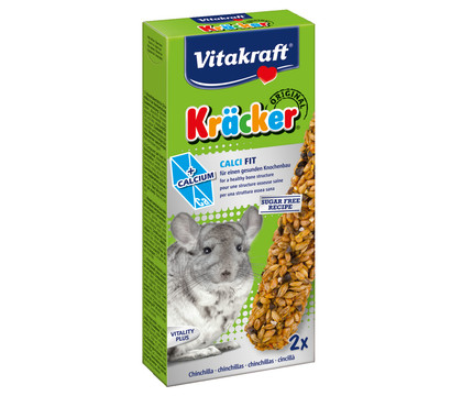 Vitakraft Kräcker Original, Calci Fit für Chinchilla
