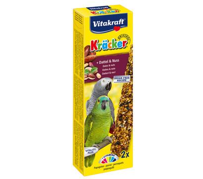 Vitakraft Kräcker Original mit Dattel & Nuss für Papageien
