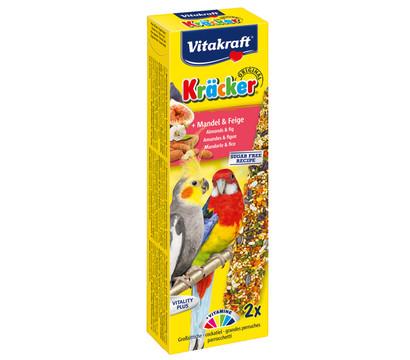 Vitakraft Kräcker Original mit Mandel & Feige für Großsittiche
