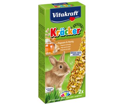 Vitakraft Kräcker Original mit Popcorn & Honig für Kaninchen