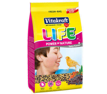 Vitakraft Life Power of Nature für Kanarienvögel, 800 g